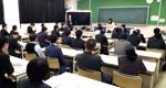 1人1台タブレットで授業が変わる 大宮北高校で公開授業