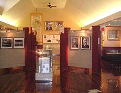 ベルツ記念館の展示